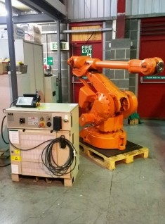 ABB IRB 4400L/30 S4C M98/A 6 AXIS ROBOT