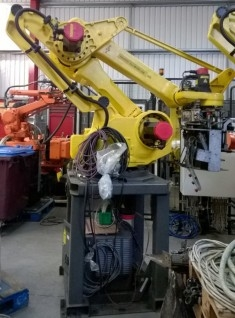 FANUC M410I HS RJ3 4 AXIS PALLETISING ROBOT - USED
